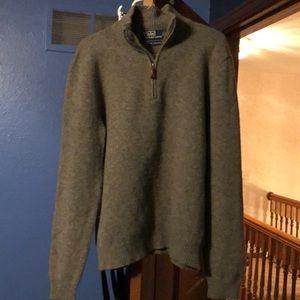 Ralph Lauren Gray Sweater